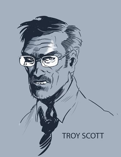 Troy Scott